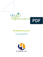 Informe acustica 09-10