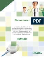 Booklet Port