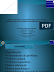 Diagrama de Proceso Del Polietileno