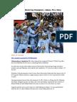India Twenty 20 World Cup Champions –Videos, Pics, Story