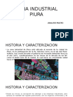 Zona Industrial Piura