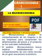 La Macroeconomia 1