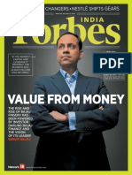Forbes India - 27 May 2016