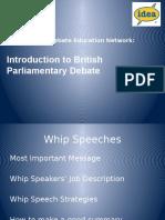Whip Speeches.pptx
