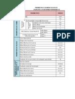 02a. Parametros Morfometricos - Pahuarincca