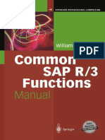Common SAP Functions.pdf