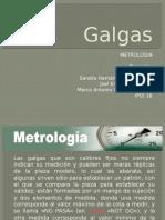 Instrumentos de medicion Galgas