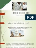 6. Falla de Mercado