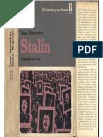 Deutscher, Isaac - Stalin. Biografía Política, Ed. Era, 1965