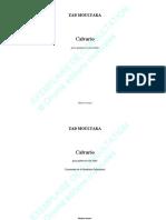 Calvario Score