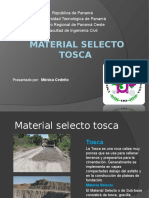 Material Selecto Tosca f