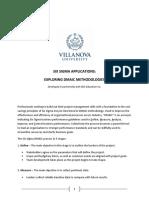 Six Sigma Applications Dmaic