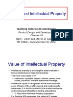 16. Patents Intellectual Property