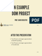 Example Project