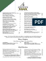 Menu Page One 8-19-16