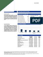India Infrastructure Index Factsheet June 30 2010