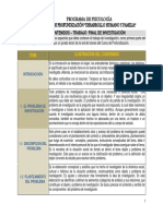 b. Documento Guía - Contenidos Del Trabajo de Investigación