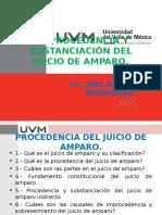 1. Procedencia y Sustanciación Del Juicio de Amparo(1) (1)
