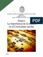 Ensayo Final Musica (1)