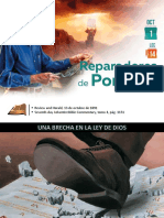 Lección 14 - Reparadores de Portillos
