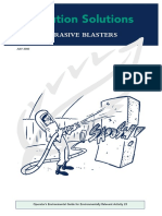 Abrasive Blasters