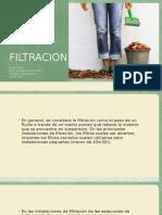 9.5 Filtracion 9.6 Desinfeccion