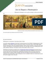 20160929 Ghissi Altarpiece and Mathematics