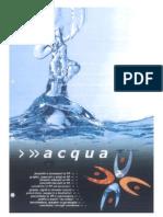 Catalogo Acqua