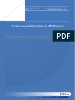 7. Forward Looking Banking Stress in EMU Countries - Gomez