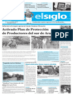 Edición Impresa Elsiglo 01-10-2016