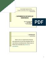EPS - Experimentos em parcelas subdivididas