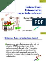 E.S.F. CONEXIÓN A LA RED