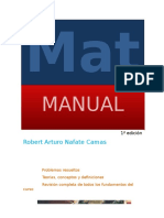 Manual de Analisis Vectorial