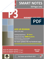 p3 Smart Noes (50 Pages Only)
