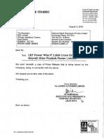 L&T Power Wins Rs. 3,860 Crore Order from Neyveli Uttar Pradesh Power Limited [Company Update]