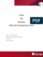 Caso de Estudio Red Hat