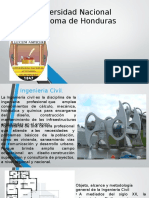Estructura de La Ingenieria Civil