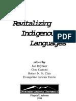 Revitalizing Indigenous Languages