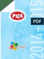 Catalogo de productos de PQS