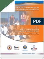 Guia Elaboración de Planes Centros Educativos 2013.Compressed
