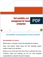1.Soil Suitability and Management for Banana Production_1