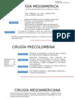 CIRUGÍA PRECOLOMBINA