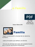 La función familiar en Psicología