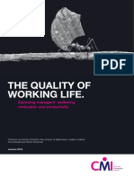 Quality of Working Life - Full Report - January 2016