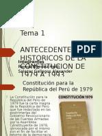 Contitucion Del Peru