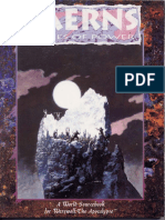 WOD - Werewolf - The Apocalypse - Caerns - Places of Power.pdf