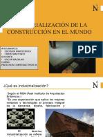 Industrialización en la Construcción del Mundo