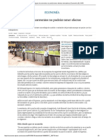 Los Descuelgues de Convenios No Podran Tener Efectos Retroactivos Economia EL PAIS