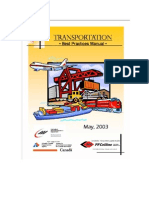 Transportation - Best Practices Manual