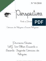 Revista Perspectiva - Ed I - Junho - 2010